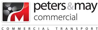 Peters & May Commercial Transport Logo