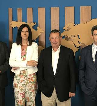 Peters & May et Navex signent un accord d'agence
