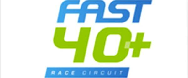 Logo for the Fast 40 series