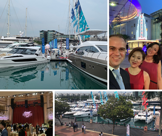 Highlights from Singapore Yacht Show 2019