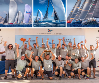 52 Super Series 2019 Porto Cervo Collage