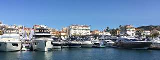 Cannes Yachting Festival - Esibizione di yacht