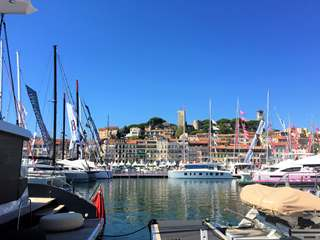 Yachting in the French Riviera