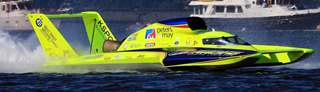 U11 Unlimited Hydroplane Racing