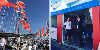 Peters & May at Cannes Yachting Festival 2017