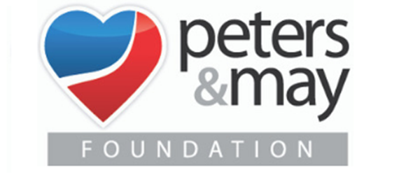 Peters & May Foundation Logo