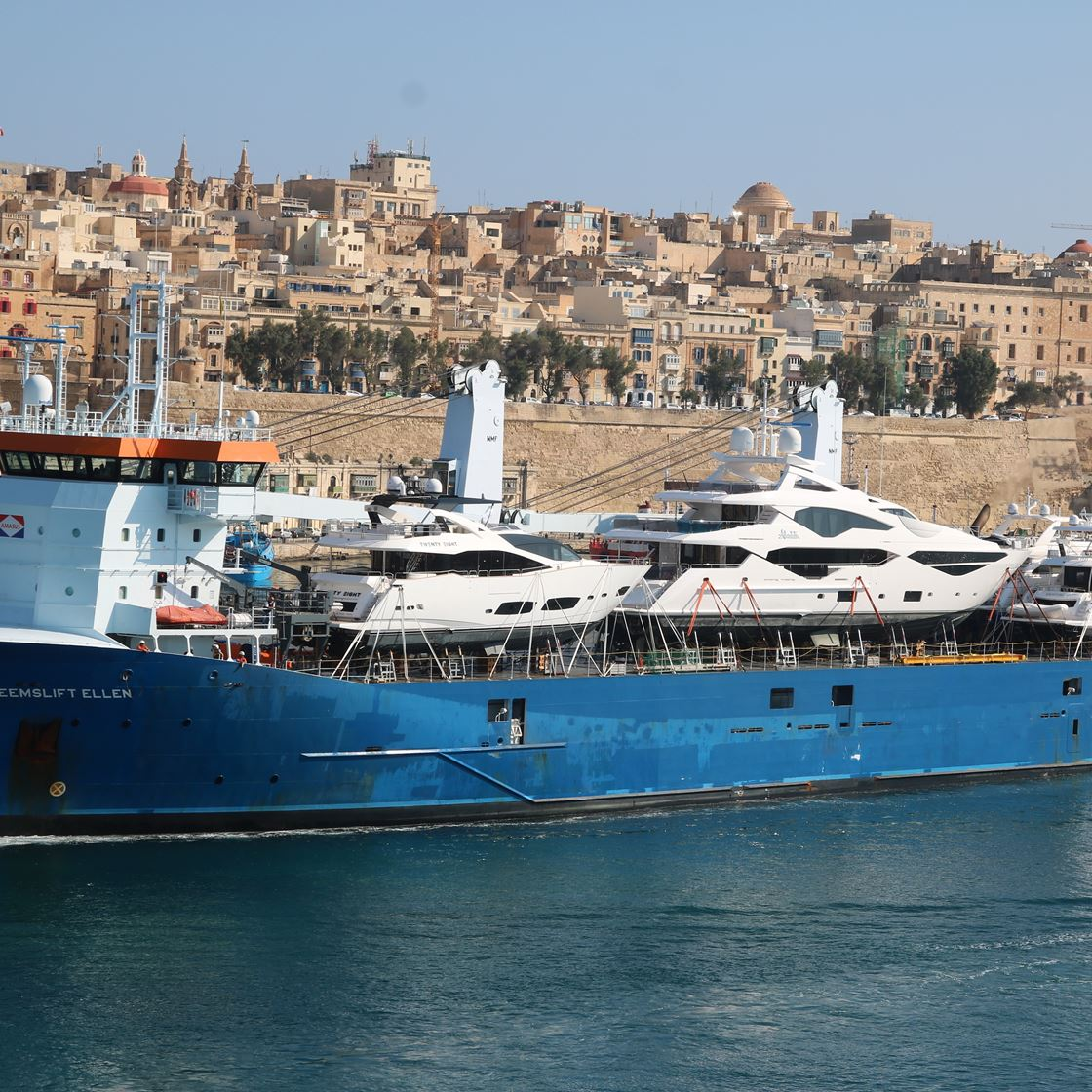 Parti Di Una Barca trasporto di yacht | spedizione di yacht | peters & may