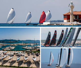 52 Super Series Zadar Royal Cup Highlights Collage