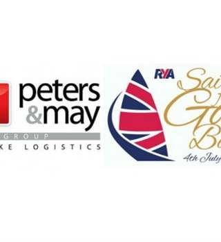 Peters & May attend RYA sail for gold ball - 2016