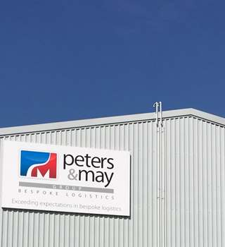 Peters & May UK office & HQ