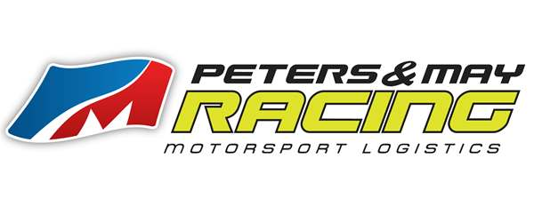 Peters & May Racing Logo