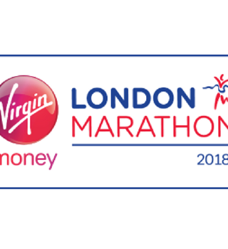 London Marathon Logo 2018