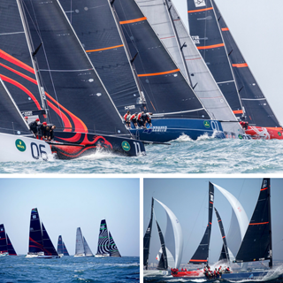 52 SUPER SERIES TP52 World Championship Cascais Collage