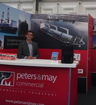 The first day of Seawork UK 2017 - Commercial Shipping Show