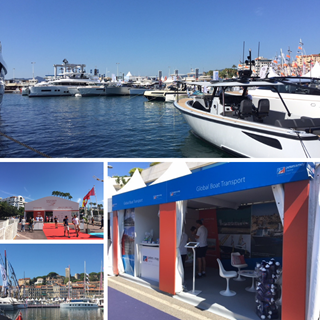 Peters & May exhibiting at Cannes Yachting Festival 2018