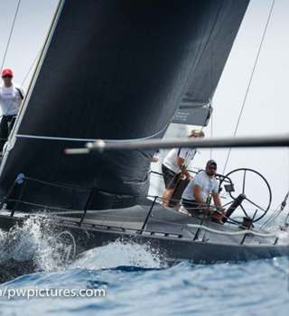 Antigua Sailing Week Racing