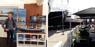 Peters & May at Sunseeker Showcase 2019