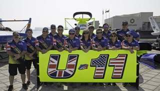 U11 Unlimited Hydroplane Team
