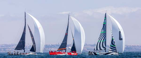 52 Super Series Yacht Racing on the horizon