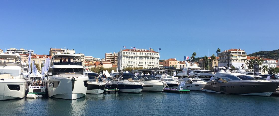 Cannes Yachting Festival 2018 I Peters & May