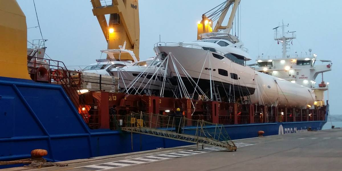 Worldwide Yacht Shipping - Expert Boat Transportation