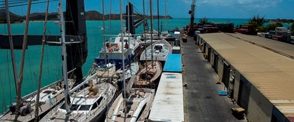 Caribbean Sailings - Out of Antigua