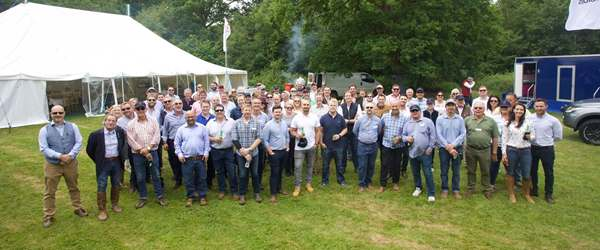 Shooters gather at Peters & May's annual Charity Shoot 2018